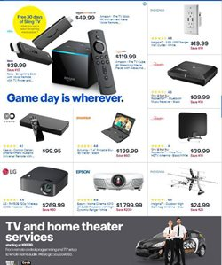 LG deals in the Best Buy weekly ad in Acworth GA