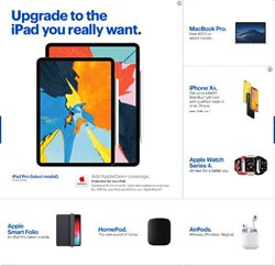 IPad deals in the Best Buy weekly ad in New York