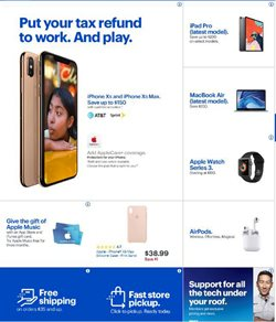 IPhone deals in the Best Buy weekly ad in New York