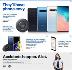 Electronics & Office Supplies deals in the Best Buy weekly ad in Federal Way WA