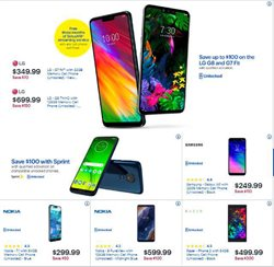 Electronics & Office Supplies deals in the Best Buy weekly ad in New York