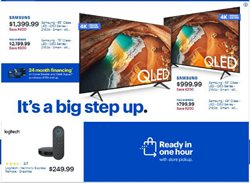 Electronics & Office Supplies deals in the Best Buy weekly ad in Kansas City MO