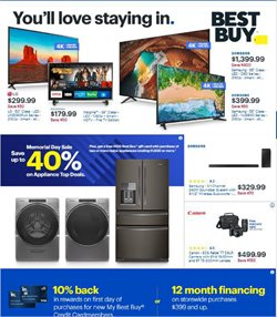 Electronics & Office Supplies deals in the Best Buy weekly ad in Kenner LA