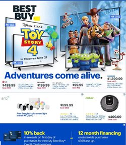 Electronics & Office Supplies deals in the Best Buy weekly ad in Roswell GA