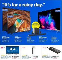 Electronics & Office Supplies deals in the Best Buy weekly ad in Modesto CA
