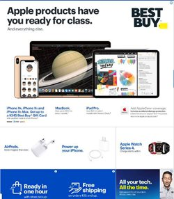 Electronics & Office Supplies deals in the Best Buy weekly ad in Flushing NY