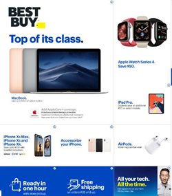 Electronics & Office Supplies deals in the Best Buy weekly ad in Bay City MI