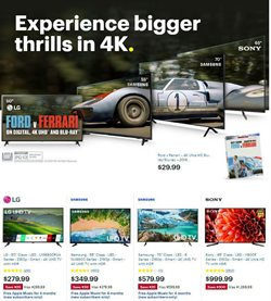 Electronics & Office Supplies offers in the Best Buy catalogue in Monroe NC ( 1 day ago )