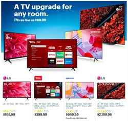 Electronics & Office Supplies offers in the Best Buy catalogue in Pineville NC ( Expires today )