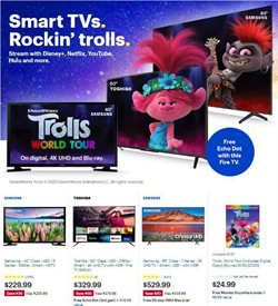 Electronics & Office Supplies offers in the Best Buy catalogue in New York ( 1 day ago )