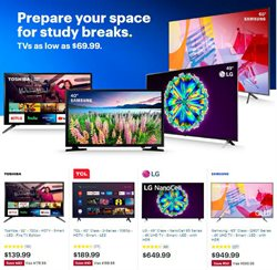 Electronics & Office Supplies offers in the Best Buy catalogue in Fairfield CA ( 2 days left )