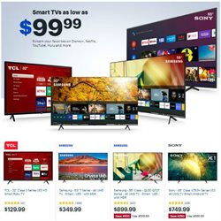 Electronics & Office Supplies offers in the Best Buy catalogue in San Francisco CA ( Expires today )