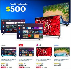 Electronics & Office Supplies offers in the Best Buy catalogue in San Luis Obispo CA ( 2 days left )