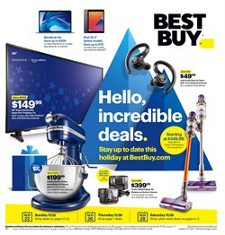Electronics & Office Supplies offers in the Best Buy catalogue in Massillon OH ( 3 days left )