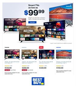 Electronics & Office Supplies offers in the Best Buy catalogue in Bridgeport CT ( Expires today )