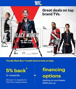 Electronics & Office Supplies deals in the Best Buy catalog ( Expires tomorrow)