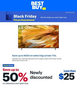 Best Buy catalog ( Published today)