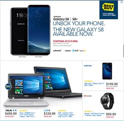 Electronics & Office Supplies deals in the Best Buy weekly ad in Dallas TX