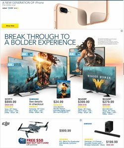 Electronics & Office Supplies deals in the Best Buy weekly ad in Johnstown PA