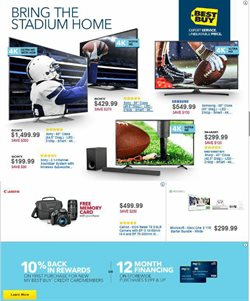 Best Buy deals in the Columbus IN weekly ad