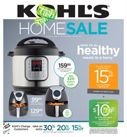 Kohl's deals in the Federal Way WA weekly ad