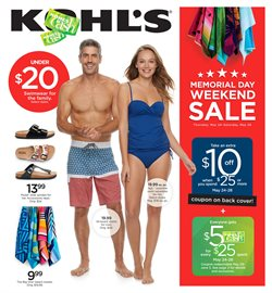 Department Stores deals in the Kohl's weekly ad in Pomona CA