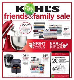 Department Stores deals in the Kohl's weekly ad in Whittier CA