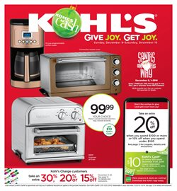 Kohl's deals in the Vacaville CA weekly ad