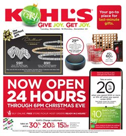 Department Stores deals in the Kohl's weekly ad in Bothell WA