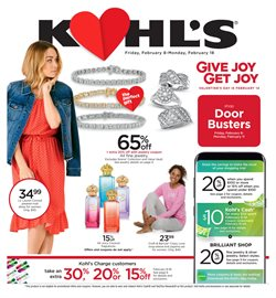 Kohl's deals in the Kent WA weekly ad