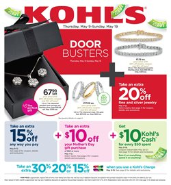 Department Stores deals in the Kohl's weekly ad in Mission TX