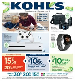 Department Stores deals in the Kohl's weekly ad in Heath OH
