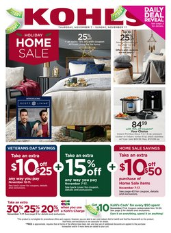 Department Stores deals in the Kohl's weekly ad in Joliet IL