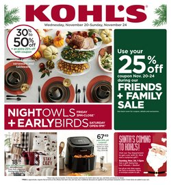 Kohl's deals in the Madison WI weekly ad