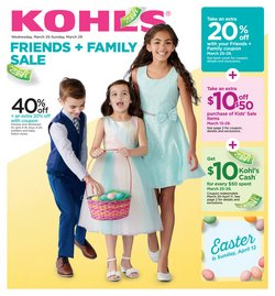 Kohl's catalogue ( Expires today )