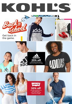 Department Stores offers in the Kohl's catalogue in Glen Burnie MD ( Expires today )