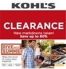 Kohl's catalogue in Sterling VA ( 2 days ago )