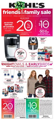 Department Stores deals in the Kohl's weekly ad in Kent WA