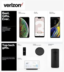 Electronics & Office Supplies deals in the Verizon Wireless weekly ad in Poughkeepsie NY