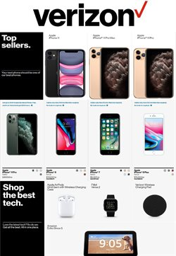 Electronics & Office Supplies deals in the Verizon Wireless weekly ad in Burlington NC