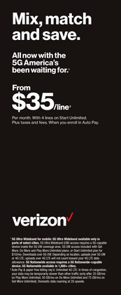 Verizon Wireless catalogue in Erie PA ( More than a month )