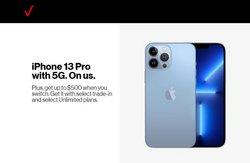 Verizon Wireless catalog ( 14 days left)