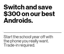 Verizon Wireless deals in the South Charleston WV weekly ad