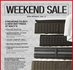 Department Stores deals in the Macy's weekly ad in Livonia MI