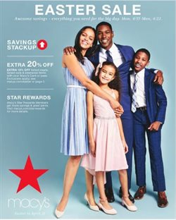 Department Stores deals in the Macy's weekly ad in Minneapolis MN