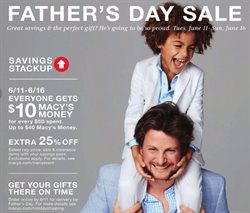 Department Stores deals in the Macy's weekly ad in Pontiac MI