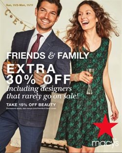 Macy's deals in the San Francisco CA weekly ad