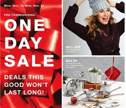 Macy's deals in the Chicago IL weekly ad