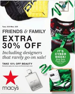 Department Stores deals in the Macy's weekly ad in Sterling VA