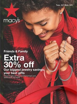 Macy's catalogue ( 3 days ago )
